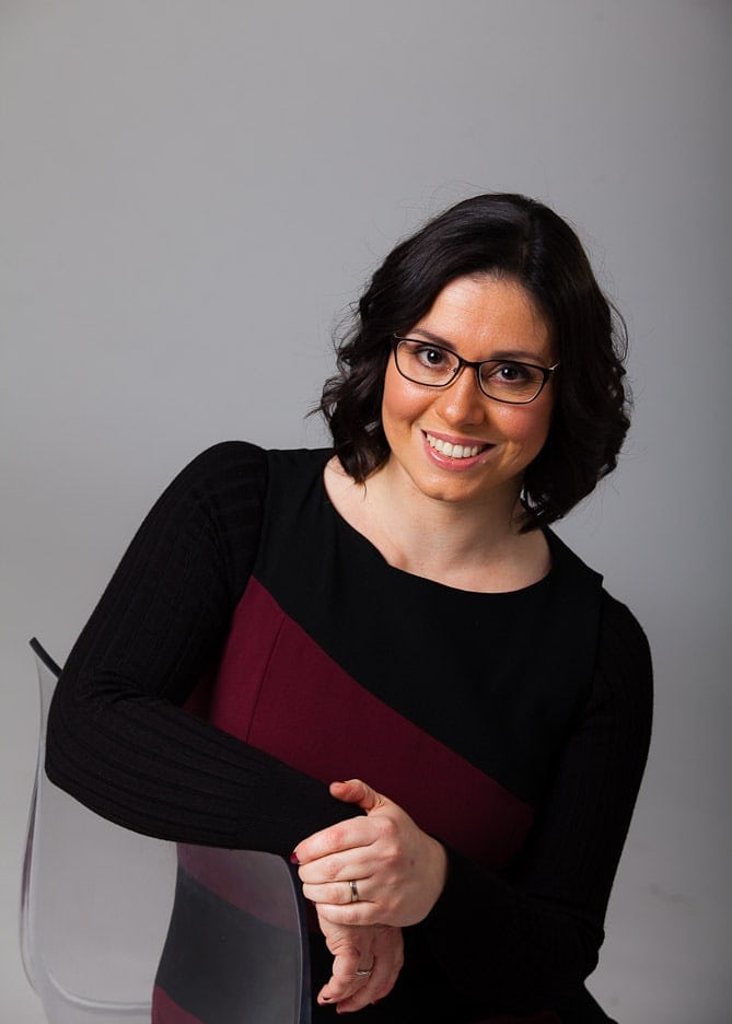 Audrey Zannese - About me - sophrology practitioner